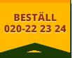 Beställ: 020-22 23 24