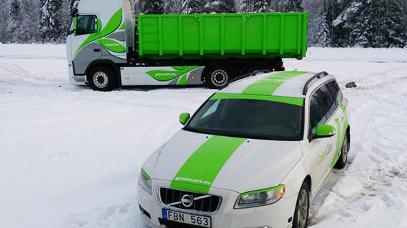Greencare fordon